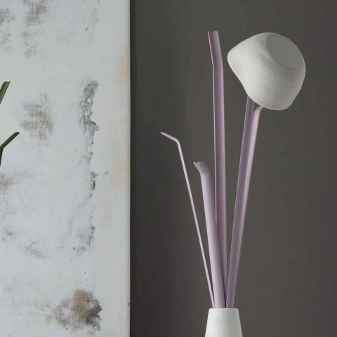 Bonaldo Kadou appendiabiti di design polietilene e acciaio made Italy