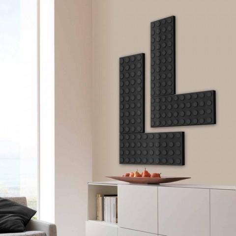 Brick termoarredo lego elettrico made in Italy by Scirocco H