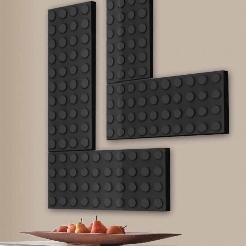 Brick termoarredo lego idraulico made in Italy by Scirocco H