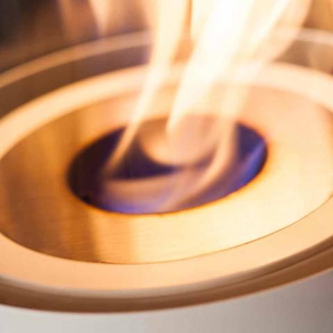 Bruciatore circolare da incasso a bioetanolo manuale Griff 4