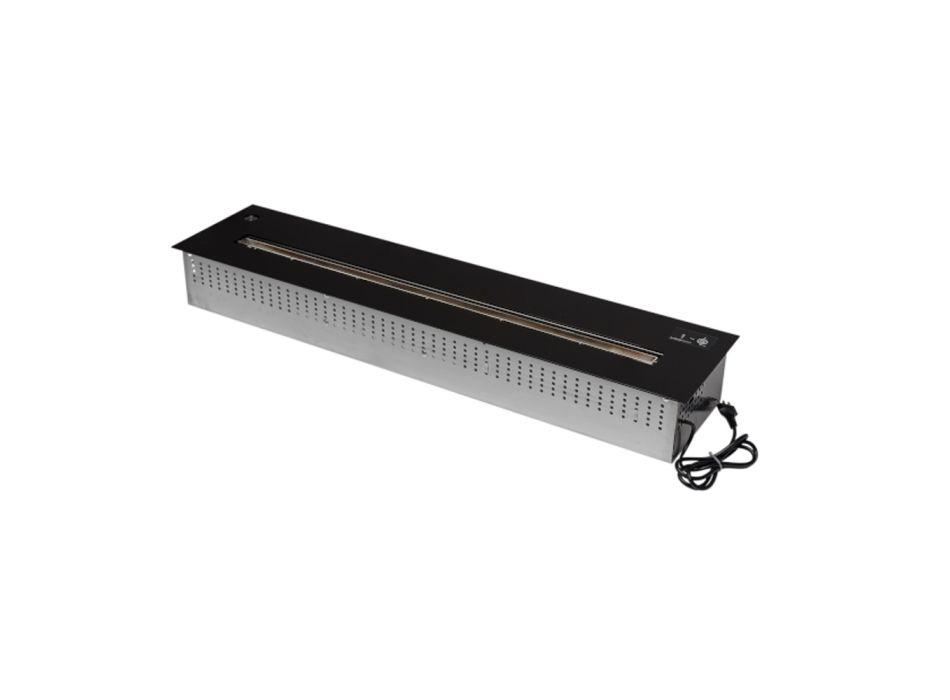 Bruciatore elettronico bioetanolo ad incasso potenza 3,6kW Aron 100