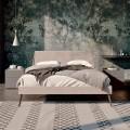 Camera da Letto a 4 Elementi Design Moderno Realizzato in Italia - Elettrica