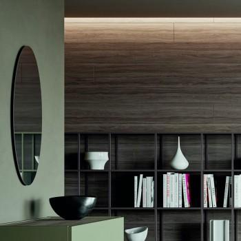 Camera da Letto a 5 Elementi Moderni Realizzata in Italia Alta Qualità - Rieti