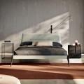 Camera da Letto Matrimoniale a 6 Elementi Stile Moderno Made in Italy - Octavia