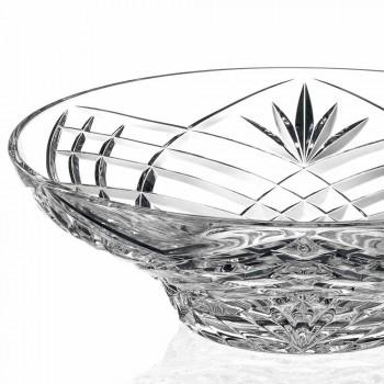 Centrotavola di Design Vintage in Cristallo Ecologico 2 Pezzi - Cantabile