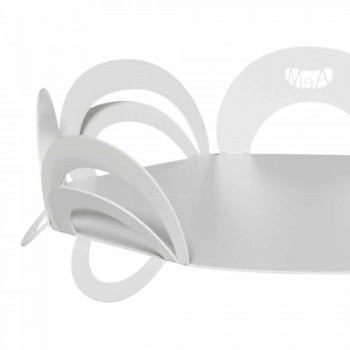 Centrotavola grande con design moderno Lavorato a Mano, Made in Italy - Futti