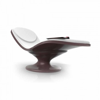 Chaise Longue Design Moderno Sightly Made in Italy