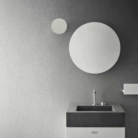 Composizione da Terra di Mobili Moderni per il Bagno di Design - Farart10