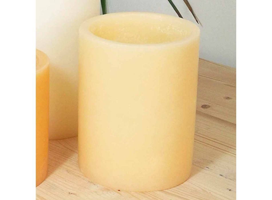 Composizione di Lanterne Profumate con Lumino Made in Italy 3 Pezzi - Terna