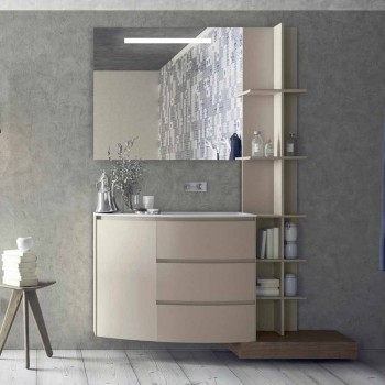Composizione di Mobili d'Arredo per il Bagno di Design Moderno - Callisi13