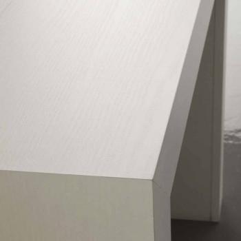 Consolle allungabile fino 295 cm in nobilitato folding Uri