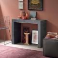 Consolle Allungabile Fino a 290 cm con Piano in Legno Made in Italy - Seregno