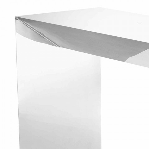 Consolle di Design con Struttura in Acciaio Inossidabile - Spezia