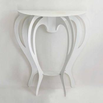 Consolle in Ferro Colorato di Design Moderno Made in Italy – Barbata