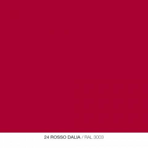 Consolle Moderna di Design Minimale in Metallo Colorato Made in Italy - Benjamin