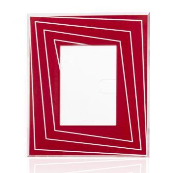 Cornice Portafoto in Pexiglass Colorato Riciclabile Design 10x15 cm - Kant