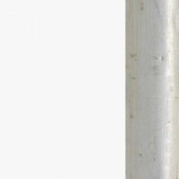 Cornice portaplasma a muro legno a mano realizzata in Italia Tommaso