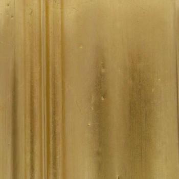 Cornice portaplasma da parete legno fatta a mano made in Italy Mirko