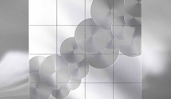 Credenza Moderna Nera : Credenza a 16 ante design moderno ardesia bianca nera oppure oro
