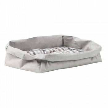 Cuccia per cane o gatto di design in fibra di cellulosa Pongo