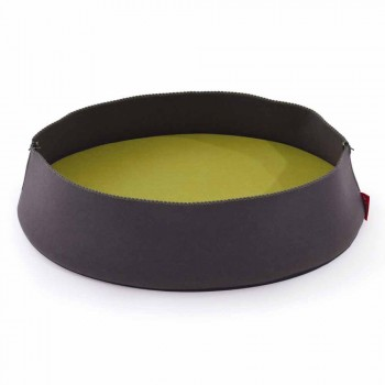 Cuccia per Cani Ovale in Tessuto Resistente e Riciclato Made in Italy - Riparo