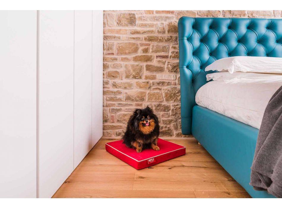 Cuscino per Cani Made in Italy Sfoderabile, Componibile e Antiscivolo - Compongo
