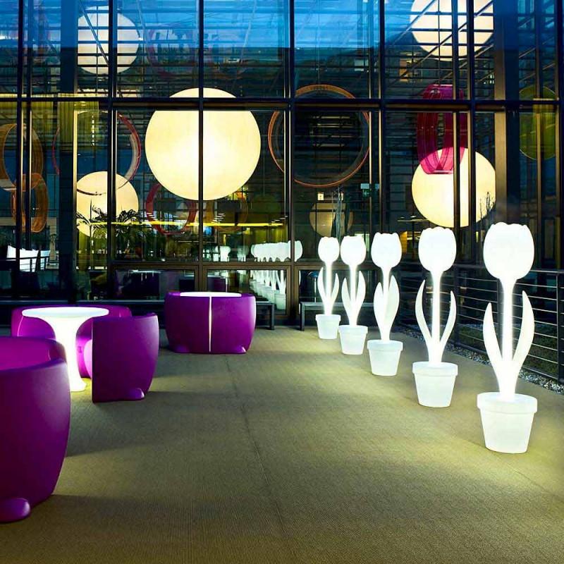 Decorazione d'Arredo Luminosa per Interni di Design Moderno - Tulip by Myyour