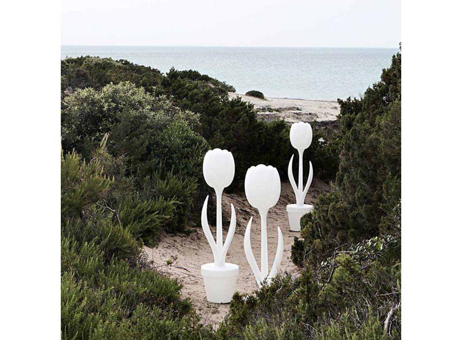 Decorazione d'Arredo per Giardino Luminosa di Design Moderno - Tulip by Myyour