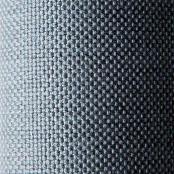 Divano 2 Posti da Esterno in Metallo e Tessuto con Cuscini Made in Italy - Olma