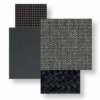 Divano da Esterno 2 Posti in Alluminio e Tessuto – Cottage Luxury by Talenti
