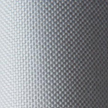 Divano da Esterno a 3 Posti di Design in Metallo e Tessuto Made in Italy - Selia