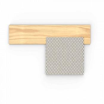 Divano da Esterno Modulare, Design in Legno Pregiato Accoya - Argo by Talenti