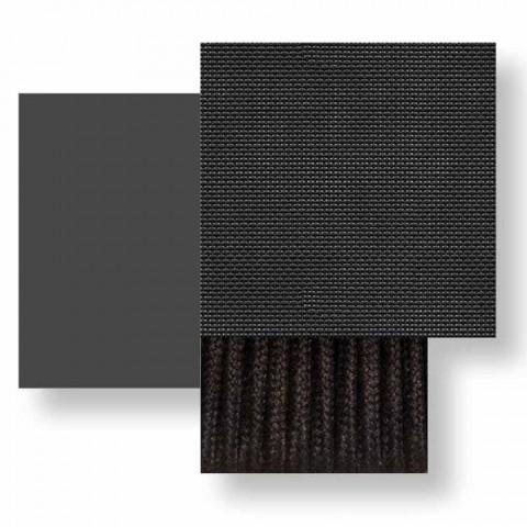 Divano Due Posti da Giardino Impilabile in Alluminio e Textilene – Key by Talenti