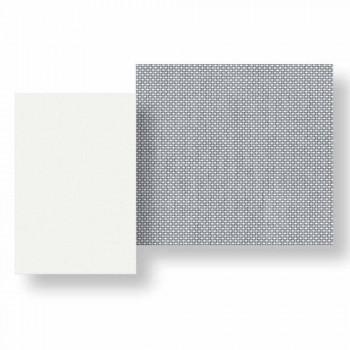 Divano Due Posti da Giardino in Alluminio e Textilene – Adam by Talenti