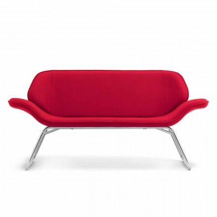 Divani da ufficio moderno per arredare la vostra sala d for Made divani