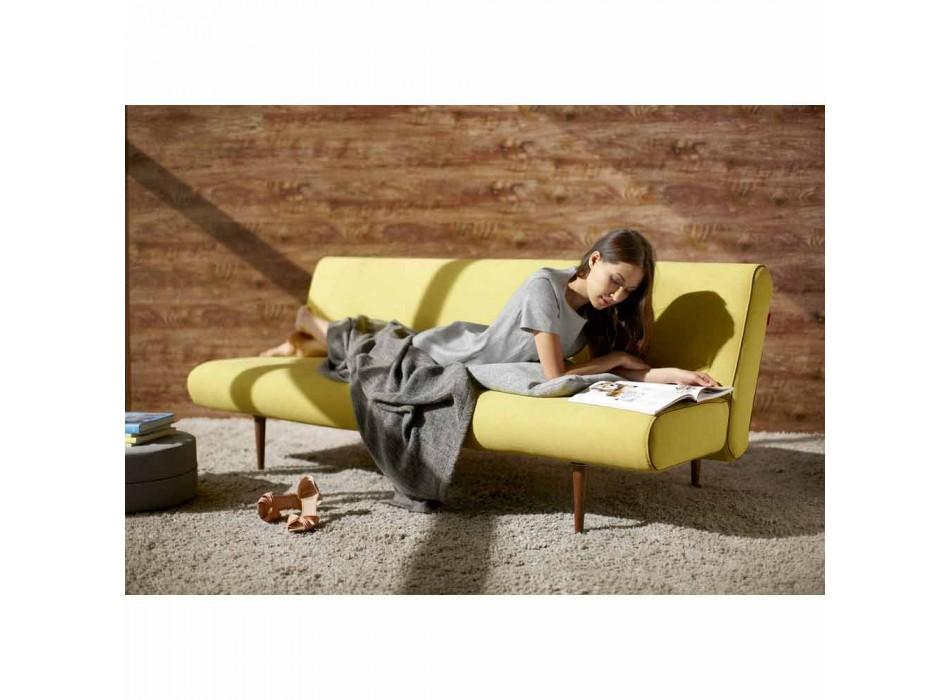 Divano letto di moderno design Unfurl by Innovation imbottito