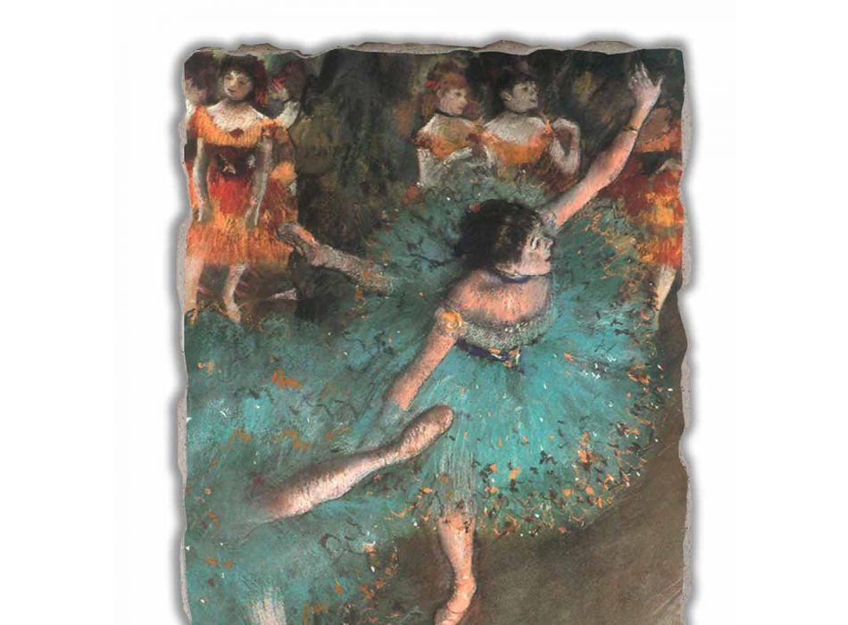 Edgar Degas, Ballerina Verde, 1877-1879