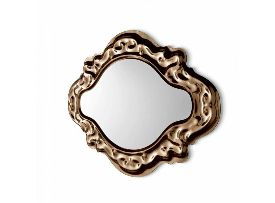 Fiam Veblèn New Baroque specchio design moderno da muro made in Italy