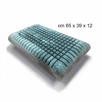 Guanciale in Memory Xform Alto 12 cm Prodotto in Italia – Clementino