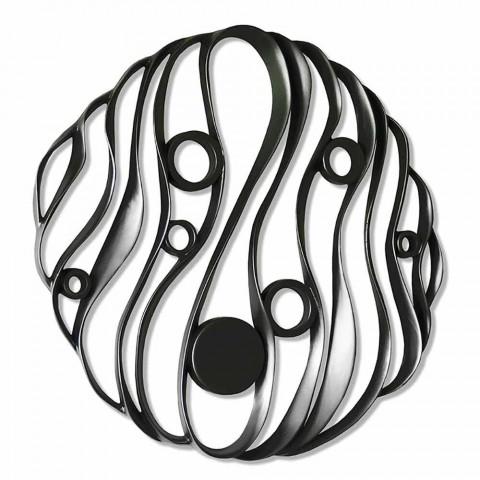 Installazione a Muro di Design Moderno Elegante in Ceramica Traforata - Desta