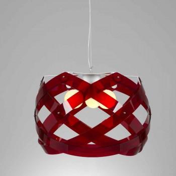 Lampada a sospensione 3 luci in metacrilato diametro 67 cmVanna