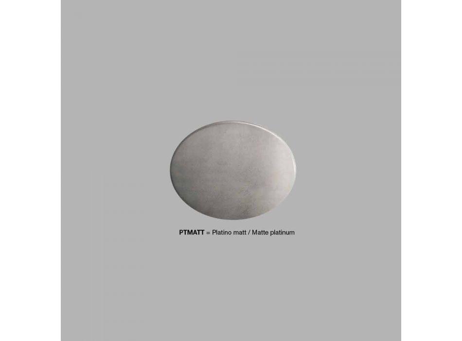 Lampada a Sospensione di Design in Ceramica Made in Italy – Fate by Aldo Bernardi