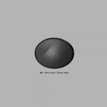 Lampada a Sospensione di Design Moderno in Ceramica – Sfogio Aldo Bernardi