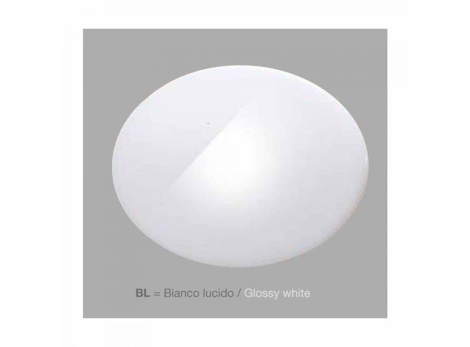 Lampada a sospensione in ceramica I Lustri 3 di Aldo Bernardi