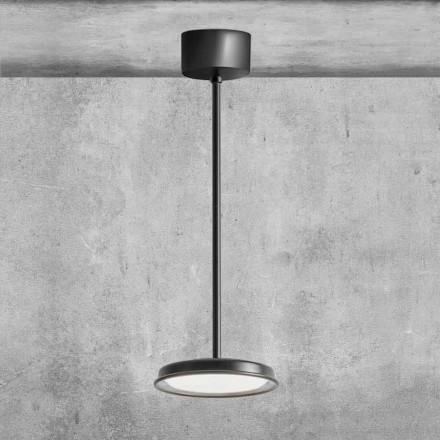 Lampada a Sospensione Moderna in Metallo Made in Italy – Mymoons Aldo Bernardi
