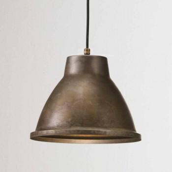 Lampada a sospensione stile industriale Loft Piccola Il Fanale