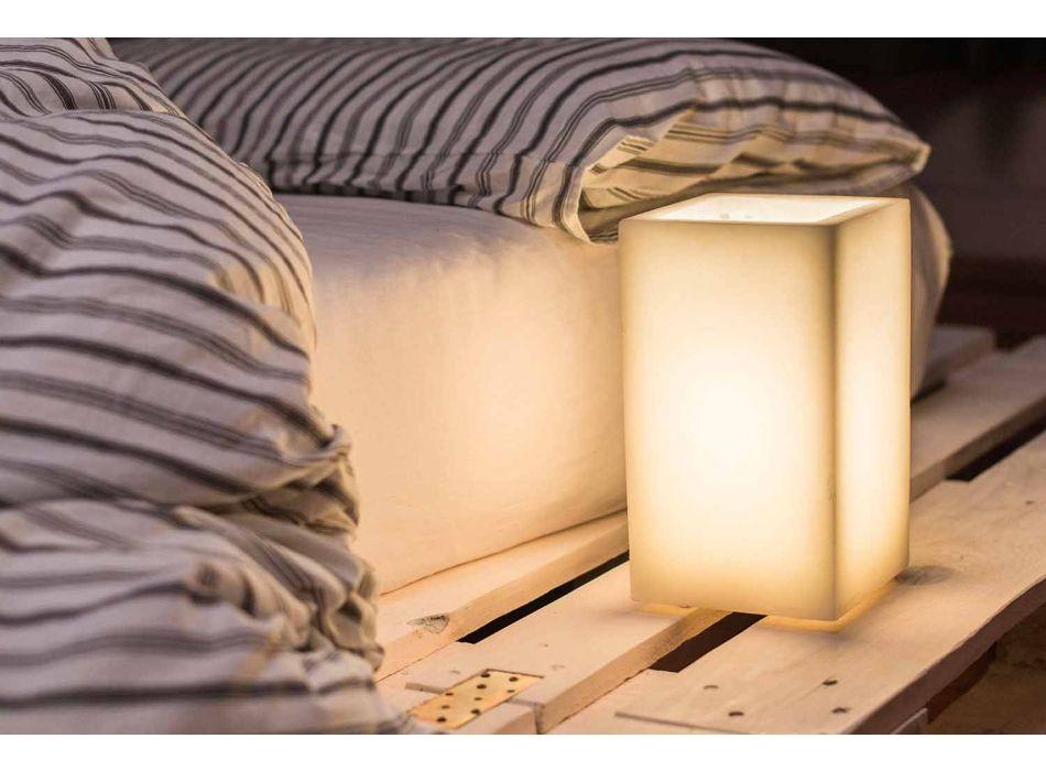 Lampada Abat-jour in Cera Profumata di Diversi Colori Made in Italy - Dalila