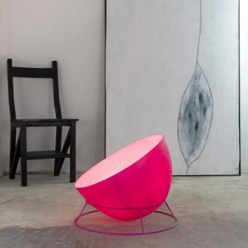 Lampada con diffusore da terra In-es.artdesign H2o F Nebulite moderna