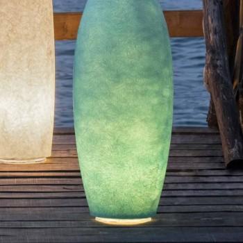 Lampada da esterno da terra Ø 29 In-es.artdesign Tank Out in nebulite