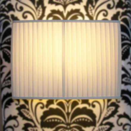 Lampada da parete design moderno a 2 luci Bamboo